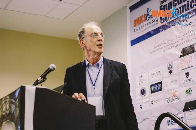 Bernard Friedenson | OMICS International