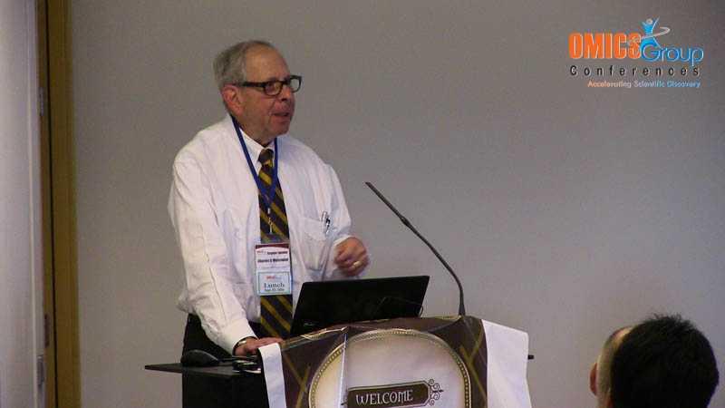 Charles C. Muscoplat | OMICS International