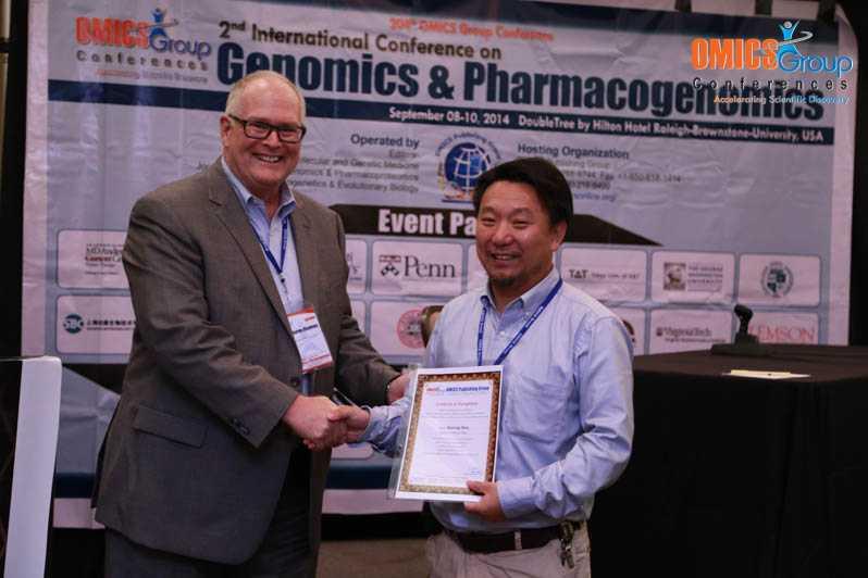 Bairong Shen | OMICS International