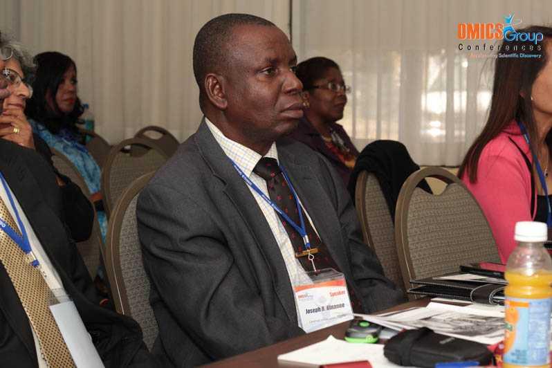 Joseph B. Kinanee | OMICS International