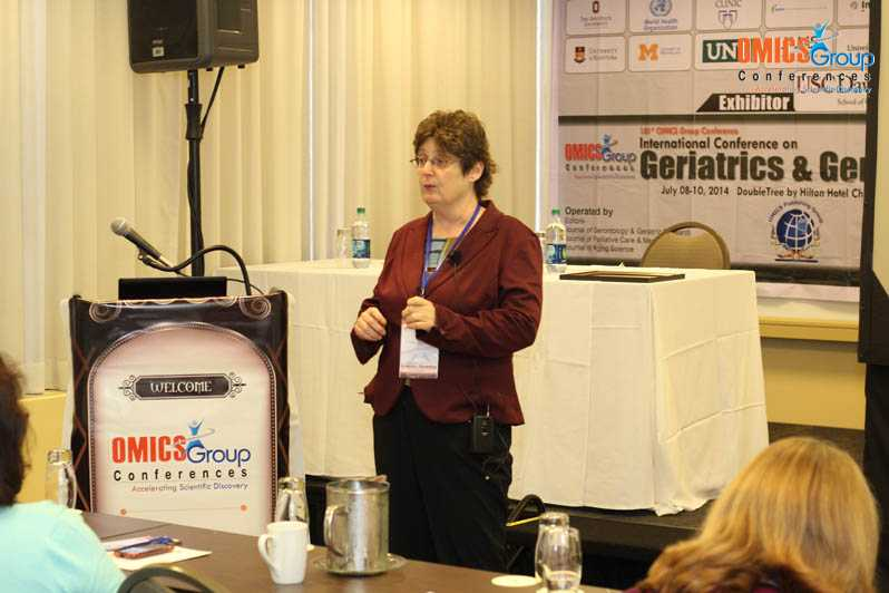 Tina Maschi | OMICS International