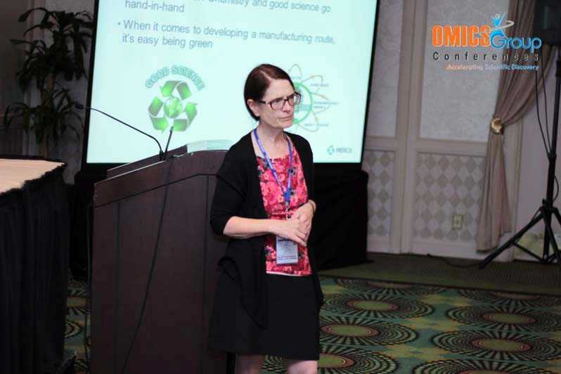 Ingrid Mergelsberg  | OMICS International