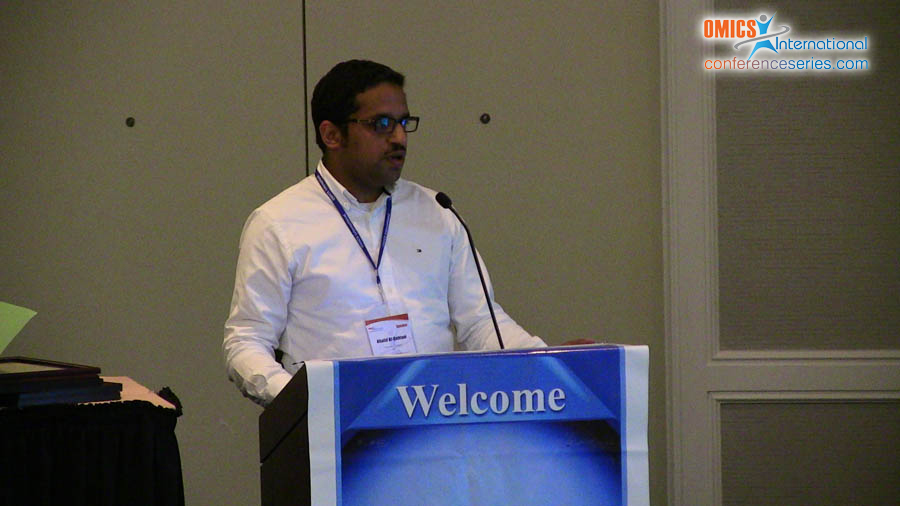 Khalid Al-Qahtani   OMICS International