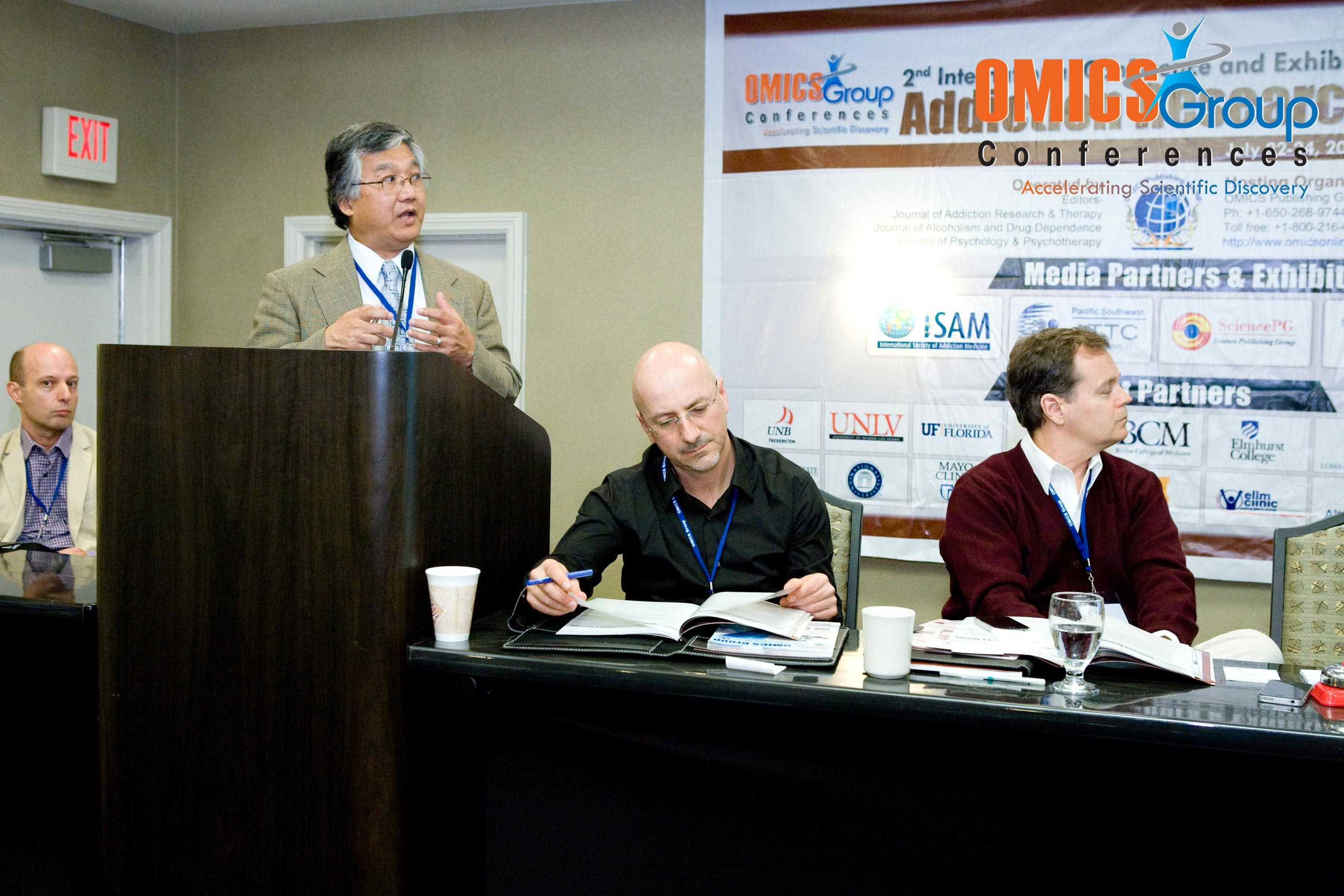 Juan J. Canales | OMICS International