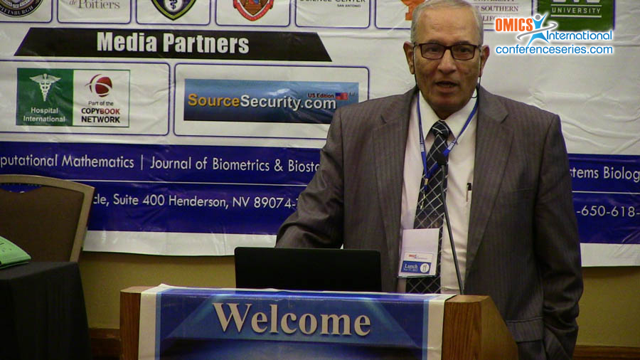Ahmed A Bahnassy | OMICS International
