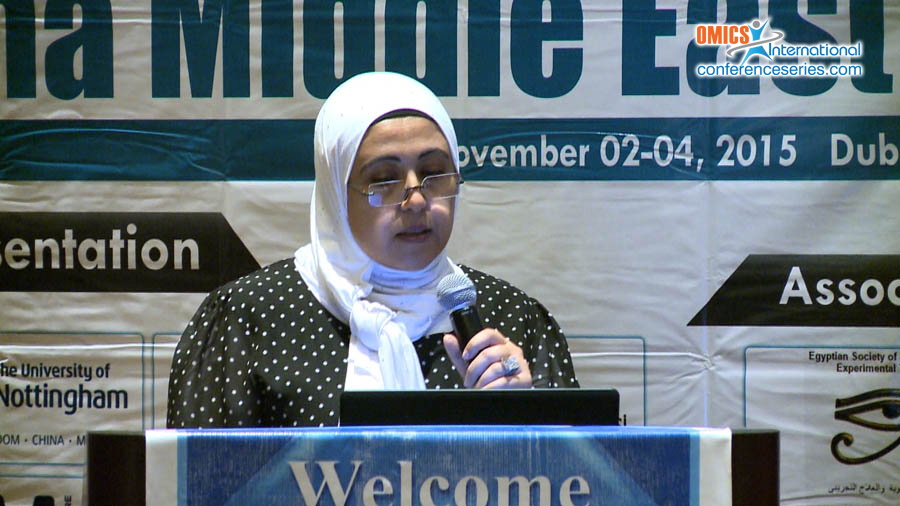 Amina Mahdy | OMICS International