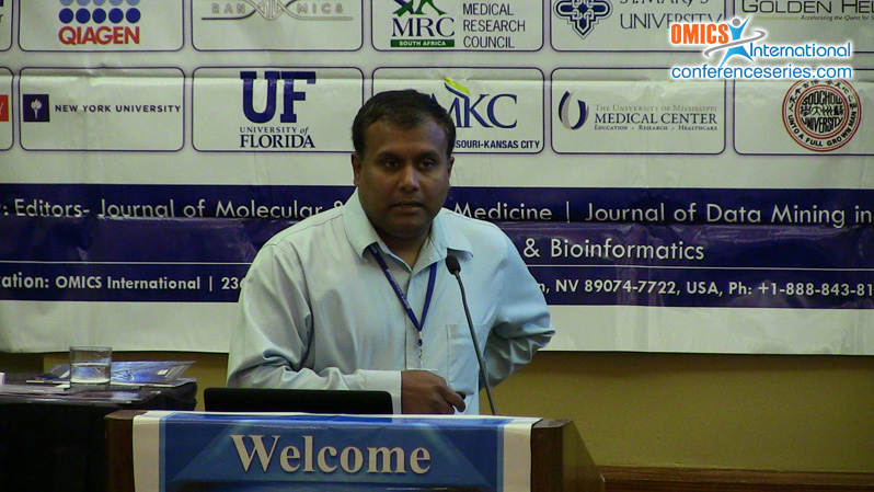 Gopal B Krishnan | OMICS International