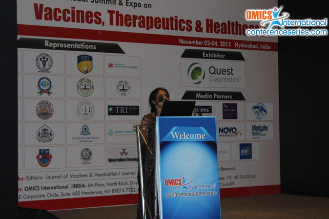 Hema Nair | OMICS International