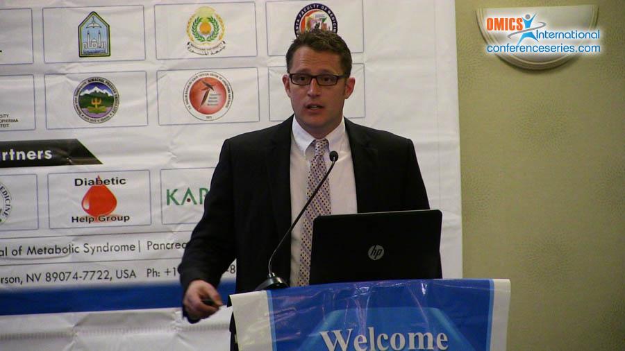 Kevin J. Pearson | OMICS International